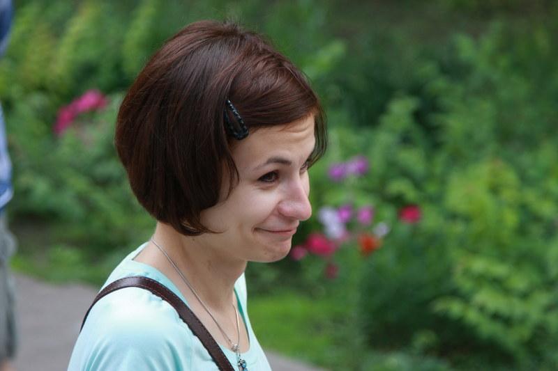 Вот Марину хорошо снимать - в каждом кадре эмоции :)